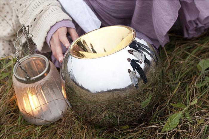 Sfera Urnen, Abschiedszeremonie Familie 2
